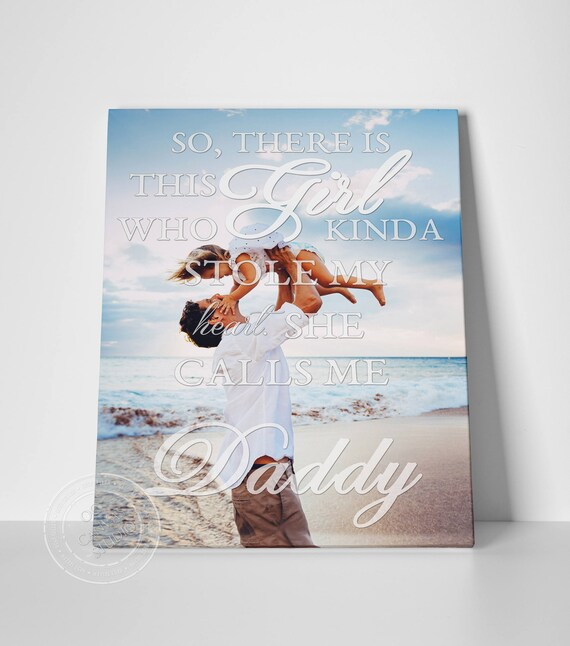 Awww...every daddy needs one of these photos...