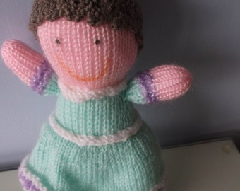 Knitted Danity dollies