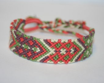 Tribal Friendship Bracelet