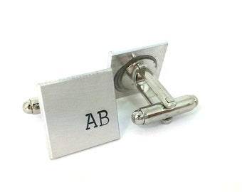 personalized cufflinks, personalized gifts for him, gift ideas for men, gifts for him, custom cufflinks