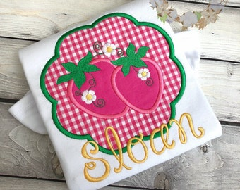 Strawberry Patch  - You Customize