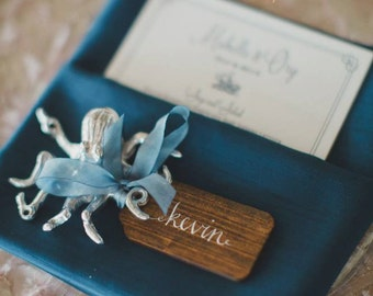 Place Card Calligraphy - Weddings and Events