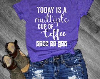 Today is a multiple cup of coffee kind of day