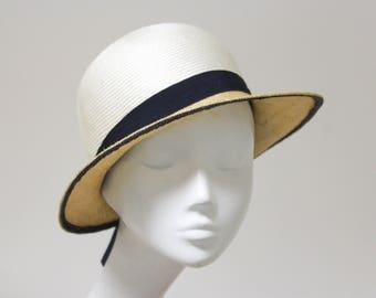 The Caramelle Hat -  Summer Garden Party Gatsby Hat