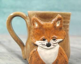 Vixan the Fox Mug