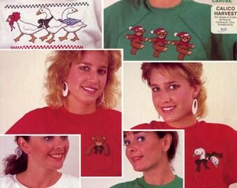 Holiday Fashion Stitch by Barbara Finwall - CL78  (cross stitch)