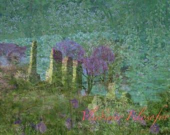 """Photo Art Paris """"Castle of remembrance"""" (1)"""
