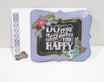 Thinking of You Easel Card