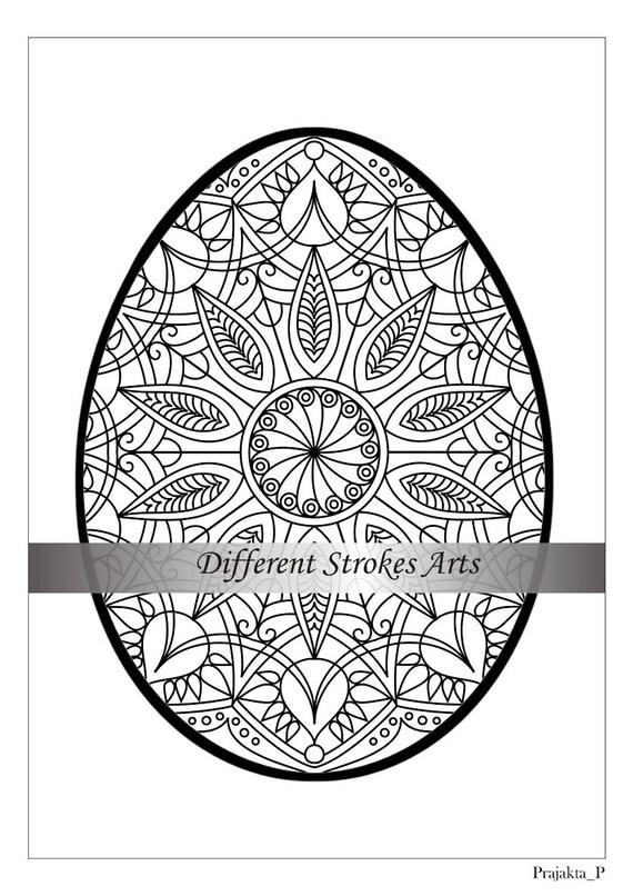 Malvorlagen Ostern-Erwachsener Erwachsene Ostern Färbung in