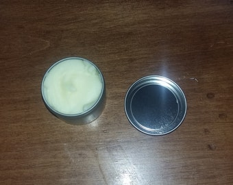 Homemade Whipped Lotion