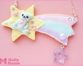Pastel Cookie Dream Necklace by Dolly House