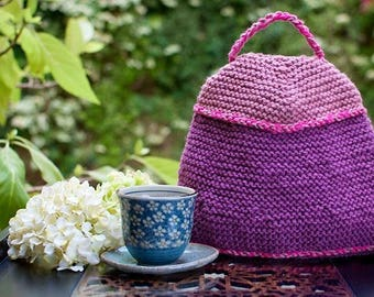 Woolen tea cosy | Hand Knitted