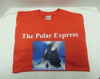 The Polar Express T-Shirt (Adults)