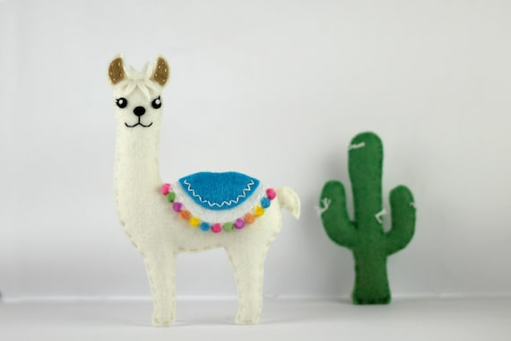 Felt Pattern Llama Pattern Llama Svg Cricut Felt Ornamanet