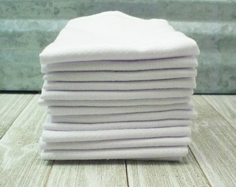 Unpaper Towels - Bakers Dozen - Eco Friendly Birdseye Cotton Kitchen Towels - Reusable Wipes and Napkins