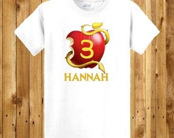 Descendents Apple Birthday Shirt