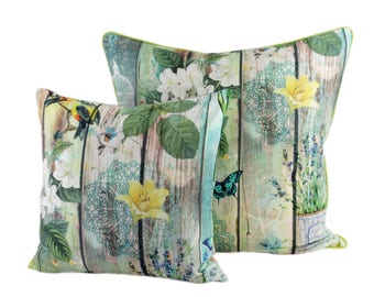 Dream Pillow Pillows Spring-set of 2 cottages chic decorative Pillow