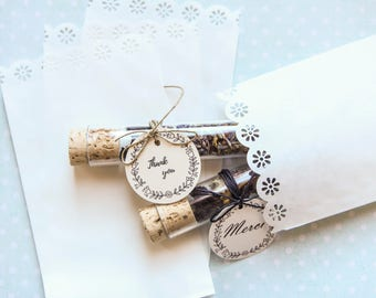 Wedding paper bags, tears of joy bags, 10 white  paper bags  for wedding, gifts  13cm x 8,5cm , wedding bags, favor bags, gift bags