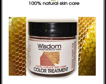 Color Treatment Mineral Cream Foundation with Beeswax