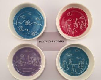 Set of 4 Dipping Bowls