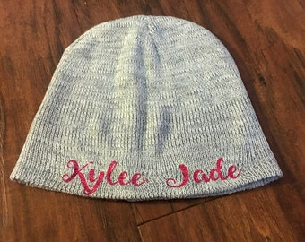 Personalized Hat Infants/Toddlers/Youth Children
