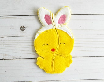 Easter gifts for kids easter basket stuffers easter toys easter toys for kids easter gifts for kids easter chick toy educational toys quiet toys for toddlers felt toys for kids negle Image collections