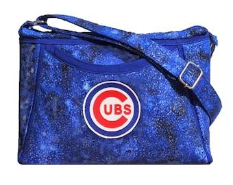 Chicago Cubs Purse / Handbag / Shoulder Bag