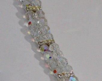 Kirks Folly Crystal Bracelet