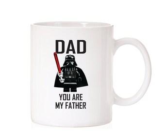 Dad You Are My Father Mug | Father's Day Mug | Gift For Dad | Father's Day Gift From Son  | Gift From Kids | For Dad | Funny Mug