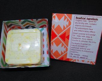 All Natural Lavender & Oats Soap