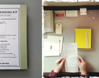 DIY Bookmaking Kit By Sprouts Press