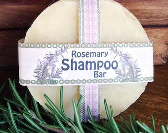 Shampoo Bar | 3.75 oz | Rosemary