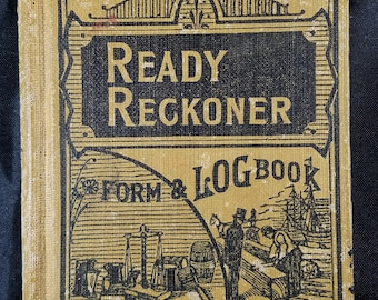 Ready Reckoner 1917 Tables of Values