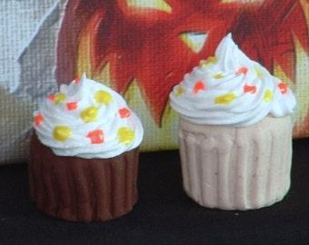 Halloween Cupcakes for American Girl Dolls