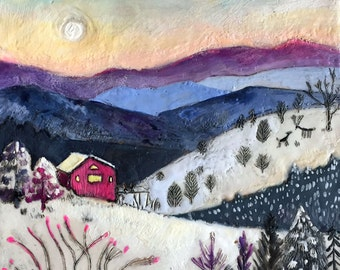 Winter Solstice -- Print