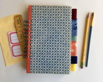vintage smash book journal, junk journal, sketchbook