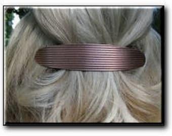 Copper Hair Barrette #3957C