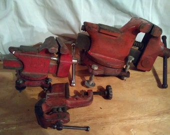 BenchVises and Clamp Vise