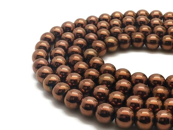 Red Hematite Beads 6mm Hematite Be...