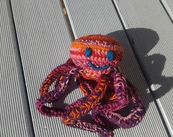 Octopus plush ~ Mona