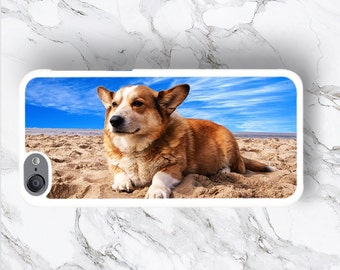 Customized Dog iPod Touch 6th Gen Cases, Pet Custom Made iPod Touch 6G iPod 6 Covers, Personalise Image iTouch 5th Generation 4 5G 4G Covers