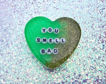 YOU SMELL BAD - Magnet