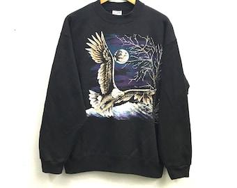 Vintage Eagles sweatshirt XL size