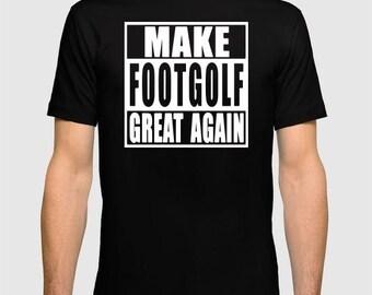 Footgolf Shirt S-XL