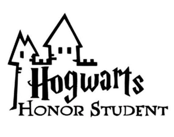 Hogwarts Honor Student Svg File For Cricut And Silhouette