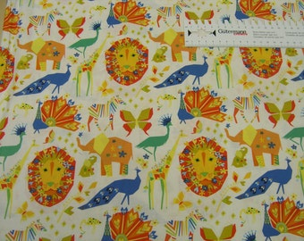 Michael Miller • Origami oasis • Pride Primary • Cotton Fabric 0.54yd (0,5m) 002151
