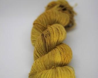 BFL Sock - Golden