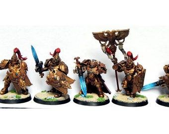 Custodian Guard Squad Warhammer wargame
