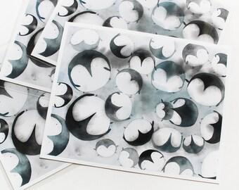 Penguin Huddle Art Print | Wall Art | 8x10 Illustration | Kids Room Decor