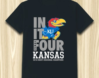 Kansas University Final Four 2018 Shirt